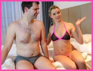 Anny Aurora fickt vor der Sexcam